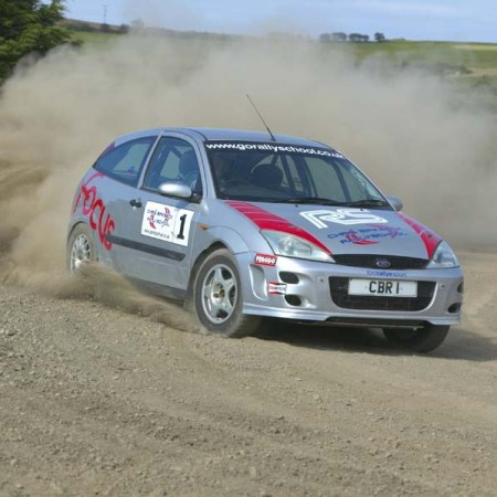 About Rally Driving Saltburn, Teeside